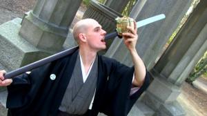 Genjuro Kibagami - Kazankunisk ronin