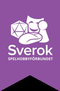 Logotyp Sverok Lila