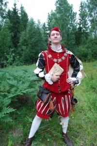 Ämbetsman från Burgheim